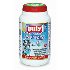 Puly Caff Brew-Tabs Coffee Equipment Cleaning Tablets 120 x 4g