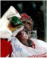 Detroit Red Wings TY CONKLIN Signed Autographed 8x10 Pic