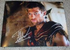 LIAM MCINTYRE SIGNED AUTOGRAPH SPARTACUS 8x10 PHOTO A w/EXACT VIDEO PROOF