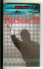 PSYCHOSE 13 by Robert Bloch, rare French crime horror pulp vintage pb