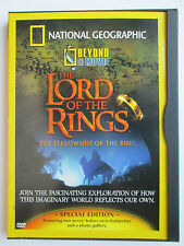 National Geographic - Beyond the Movie: The Lord of the Rings (Region 1 NTSC)