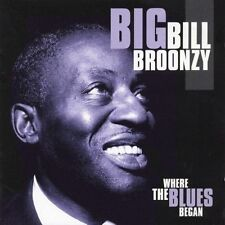 Big Bill Broonzy - Where the Blues Began - Greatest Hits (2CD 2000) NEW/SEALED