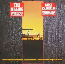 Mike Oldfield - The Killing Fields: Original Film Soundtrack (LP Germany 1984)