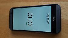 Smartphone HTC One M8 - 32GB mit Folie in GRAU ohne Simlock ;  Anschauen lohnt !