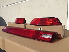 Porsche 993 Factory US Rear Tail Light Set - 911 Carrera 4S Turbo