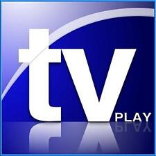 TV PLAY FOR ROKU TV LATINOS  USA AND INTERNATIONAL TV CHANNELS 6 MONTHS