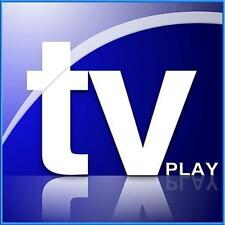 TV PLAY FOR ROKU TV LATINOS AND INTERNATIONAL TV CHANNELS 2 MONTHS