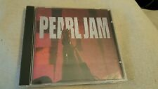 Ten by Pearl Jam (CD, Aug-1991, Epic Associated)