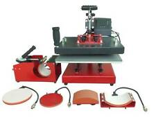 Microtec Top Quality Digital Combo Transfer Heat Press DCH-500 38x38 cm 5IN1