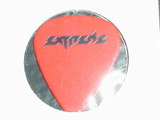 EXTREME Band Logo PAT BADGER RaRe 90's Concert Tour GUITAR PICK More Then Words