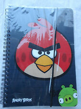 CAHIER A SPIRALES ANGRY BIRDS