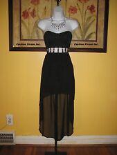 NWT!  bebe 2b Cassidy Hi-Lo Maxi Dress Size XL