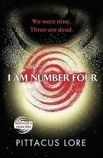 I Am Number Four (Lorien Legacies),VERYGOOD Book