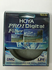 Genuine HOYA 72mm Pro1 D Pro 1 Digital UV Filter Pro1D Pro 1D DMC Multi Coated