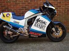 1988 - Suzuki GSXR1100 H Slabside UK bike 1052cc