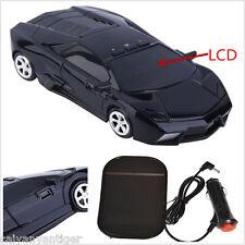 360° Car Speed Radar Laser Detector GPS System Alert Voice Alarm Safety Protect
