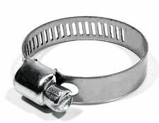 "Hose clamps Stainless steel 1-1/4"" 25-32 mm Tube Clamps Clamp Strap HD"