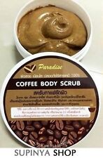 Coffee Body & Face Scrub Reduce Cellulite & Acne No Chemical