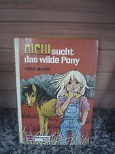 Ricki sucht das wilde Pony, von Irene Makin