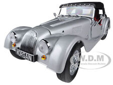 MORGAN 4/4 SPORT SILVER 1/18 DIECAST CAR MODEL BY KYOSHO 08115