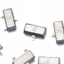 50PCS BC857B 3F 0.1A/45V PNP SOT23 SMD transistor NEW