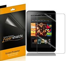 3-Pack Anti-glare LCD Screen Protector for Amazon Kindle Fire HD 7 inch Tablet