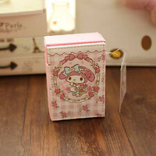 My Melody Pink Checkers Cigarette Hard Case Holder ML188