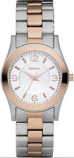 DKNY Watch * NY8232 Rose Gold and Silver Two Tone Steel Women COD PayPal MOM17