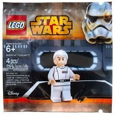 LEGO 5002947 Star Wars Admiral Yularen Minifigure Polybag NEW