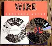 """WIRE / EXPLODED VIEWS - CD + LIBRO (collana """"Sconcerto"""" 1994) RARISSIMO !!!"""