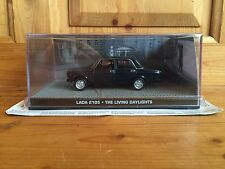 James Bond 007 Car Collection Lada 2105 The Living Daylights