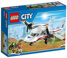 LEGO City Great Vehicles 60116: Ambulance Plane Mixed CONSTRUCTION FUN FOR KIDS