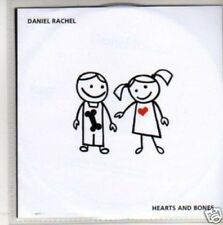 (M530) Daniel Rachel, Hearts And Bones - DJ CD
