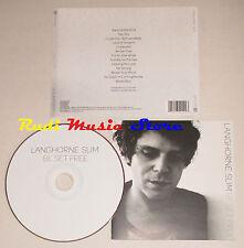 CD LANGHORNE SLIM Be set free 2009 KEMADO KEM 099 lp mc dvd vhs
