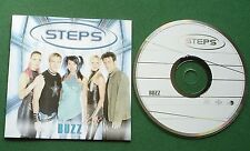 Steps Buzz inc Better The Devil You Know / Summer Of Love + CD