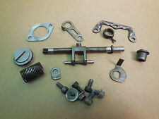 2002 Suzuki RM125 Power valve cylinder hardware without the valves 02 RM 125
