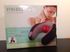 Massager homedics neck &shoulder heat New in box wellness health accessorie