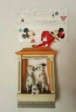 101 Dalmatians  Pongo Disney store Sketchbook ornament Christmas decoration