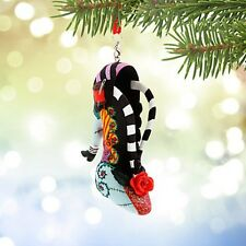 Disney Store Jack Nightmare Before Xmas Sally Shoe Tree Decoration Ornament BNWT
