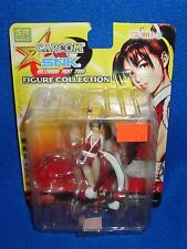 Capcom vs SNK Millennium Fight 2000 Mai Shiranui Figure MOC