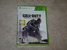 CALL OF DUTY ADVANCED WARFARE...XBOX 360...***SEALED***BRAND NEW***!!!!!