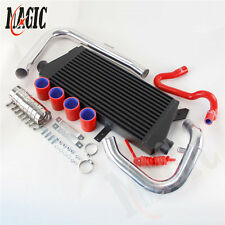 Upgrade Front Mount Intercooler Kit Red For 96-01 VW Passat Audi A4 B5 1.8T