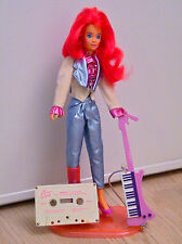 Vintage Hasbro 1985 Jem and the Holograms Poupée Kimber