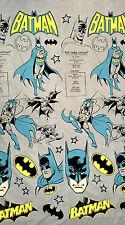 """Batman La Noche Oscura Dc Comic Book superhéroe Tela-L82"""" X W38"""" pulgadas"""