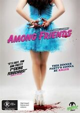 AMONG FRIENDS 2012 DVD HORROR THRILLER CULT DANIELLE HARRIS MONSTER PICTURES