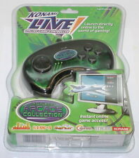 Konami Live Online Game Controllers Arcade SEALED New