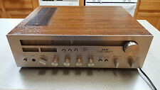 VTG AKAI AM/FM STEREO RECEIVER MODEL AA-1030 WORKS GREAT, SEE DESCRIPTION!