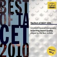 Best of Tacet 2010, New Music