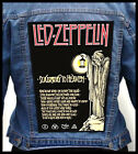 LED ZEPPELIN - Stairway To Heaven --- Giant Backpatch Back Patch /