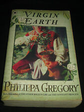 msm* SALE : PHILIPPA GREGORY ~ VIRGIN EARTH   tp